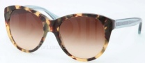 Coach HC8064 Sunglasses Sunglasses - 509313 Dark Tortoise / Brown Gradient