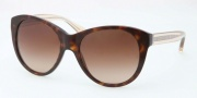 Coach HC8064 Sunglasses Sunglasses - 512013 Dark Tortoise / Brown Gradient