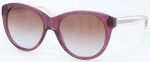 Coach HC8064 Sunglasses Sunglasses - 516768 Purple / Brown Purple Gradient
