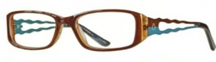 Float KP 221 Eyeglasses Eyeglasses - Brown
