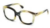 Tom Ford FT5315 Eyeglasses Eyeglasses - 062 Brown Horn