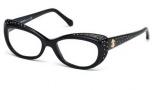 Roberto Cavalli RC0780 Eyeglasses Eyeglasses - 001 Shiny Black