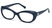 Roberto Cavalli RC0780 Eyeglasses Eyeglasses - 090 Shiny Blue