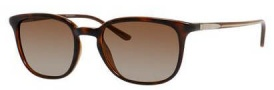 Gucci 1067/S Sunglasses Sunglasses - 02WO Havana / Brown Polarized Lenses