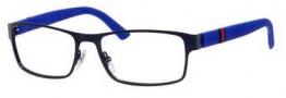 Gucci GG 2248 Eyeglasses Eyeglasses - 04VD Matte Blue