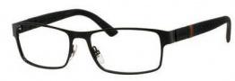 Gucci GG 2248 Eyeglasses Eyeglasses - 0M7A Semi Matte Black