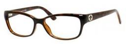 Gucci GG 3648 Eyeglasses Eyeglasses - 0DWJ Havana