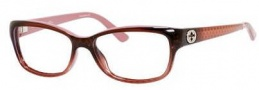 Gucci GG 3648 Eyeglasses Eyeglasses - 01EG Pink Daimond