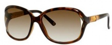 Gucci 3671/S Sunglasses Sunglasses - 00KS Havana / Brown Gradient Lens