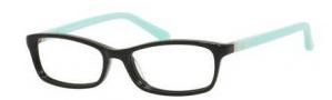 Kate Spade Agneta Eyeglasses Eyeglasses - 01G3 Black Mint