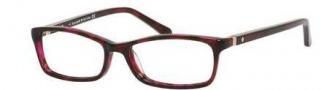 Kate Spade Agneta Eyeglasses Eyeglasses - 01G4 Pink Havana