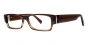 Seraphin Dakota Eyeglasses Eyeglasses - 8616 Brown Fade / Dark Brown