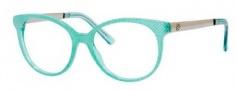 Gucci GG 3677 Eyeglasses Eyeglasses - 04XB Aqua Embossed