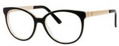 Gucci GG 3677 Eyeglasses Eyeglasses - 04WH Black Embossed