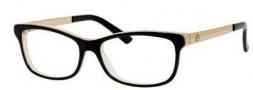Gucci GG 3678 Eyeglasses Eyeglasses - 04WH Black Embossed