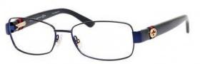 Gucci GG 4243 Eyeglasses Eyeglasses - 00ZH Matte Blue