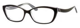 Alexander McQueen 4151 Eyeglasses Eyeglasses - 046K Black