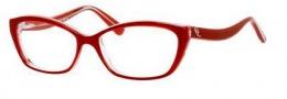 Alexander McQueen 4151 Eyeglasses Eyeglasses - 0Z3C Red Crystal