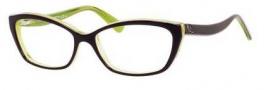 Alexander McQueen 4151 Eyeglasses Eyeglasses - 0EM0 Violet Green