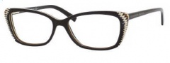 Alexander McQueen 4164 Eyeglasses Eyeglasses - 0RCQ Brown Cream/Black