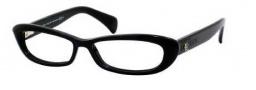 Alexander McQueen 4181 Eyeglasses Eyeglasses - 0807 Black