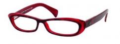 Alexander McQueen 4181 Eyeglasses Eyeglasses - 0EV0 Havana Red