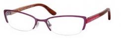 Alexander McQueen 4183 Eyeglasses Eyeglasses - 0WCV Burgundy Red