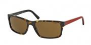 Polo PH4076 Sunglasses Sunglasses - 537473 Dark Tortoise / Brown