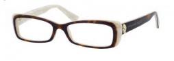 Alexander McQueen 4184 Eyeglasses Eyeglasses - 0TWX Havana Horn