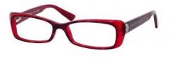 Alexander McQueen 4184 Eyeglasses Eyeglasses - 0EV0 Havana Red