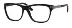 Alexander McQueen 4185 Eyeglasses Eyeglasses - 0ANS Black/Ruthenium