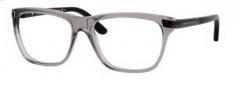 Alexander McQueen 4185 Eyeglasses Eyeglasses - 0WCR Gray/Shiny Black