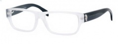 Alexander McQueen 4186 Eyeglasses Eyeglasses - 0WCO Crystal/Gray