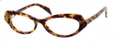 Alexander McQueen 4199 Eyeglasses Eyeglasses - 0YHA Havana