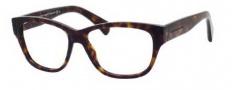 Alexander McQueen 4202 Eyeglasses Eyeglasses - 0086 Dark Havana