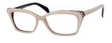 Alexander McQueen 4205 Eyeglasses Eyeglasses - 0F45 Beige Brown