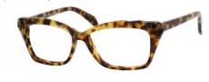 Alexander McQueen 4205 Eyeglasses Eyeglasses - 0YHA Havana