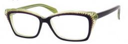 Alexander McQueen 4205 Eyeglasses Eyeglasses - 0EM0 Violet Green