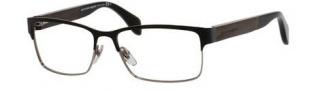 Alexander McQueen 4208 Eyeglasses Eyeglasses - OLJ Ruthenium Black