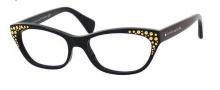 Alexander McQueen 4222 Eyeglasses Eyeglasses - 0807 Black