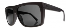 Electric Black Top Sunglasses Sunglasses - Matte Black / Melanin Grey
