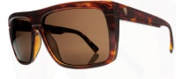 Electric Black Top Sunglasses Sunglasses - Tortoise Shell / Melanin Bronze Polarized