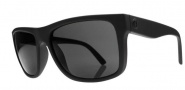 Electric Swingarm Sunglasses Sunglasses - Matte Black / Melanin Grey