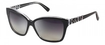 Guess GUP 2015 Sunglasses Sunglasses - BLK-35: Black Crystal