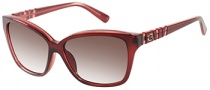 Guess GUP 2015 Sunglasses Sunglasses - BU-52: Burgundy