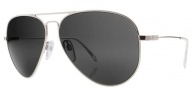 Electric AV1 Sunglasses Sunglasses - Platinum / Grey Polarized Level I