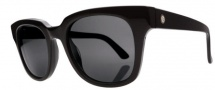 Electric 40Five Sunglasses Sunglasses - Gloss Black / Grey Polarized Level I