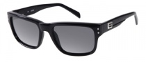 Guess GUP 1010 Sunglasses Sunglasses - BLK-3: Black