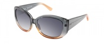 Guess GU 7284 Sunglasses Sunglasses - GRYPK-35: Grey Pink