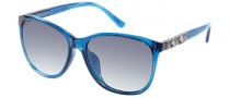 Guess GU 7283 Sunglasses Sunglasses - BL-35: Crystal Blue